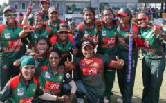 ICC grants Test status to Bangladesh women's cricket team