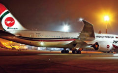 Bangladesh Biman will go to 8 destination from Saturday