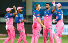Rajasthan Royals got a dramatic win with Delhi Capital