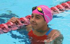 Swimmer Junaina got wild card in Tokyo Olympic