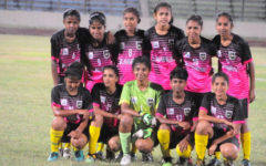 Magura won gold in women's football in Bangladesh Games