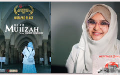 "Sharmin came second among 57 countries for her documentary ""Dear Mujizah"""