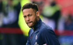 Neymar blew the rumor of leaving PSG