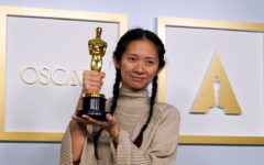 Chloe Zhao became the first Oscar winning woman of Asian descent