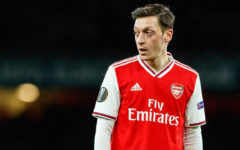 Mesut Ozil is sending food for Rohingya children