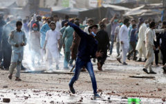 France urges citizens to leave Pakistan amid anti-French protests
