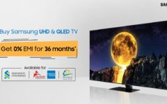 Samsung enhances the affordability of UHD and QLED TVs with lucrative offers