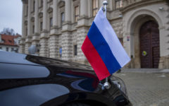 The Czech Republic has expelled 18 Russian diplomats
