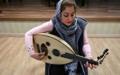 Oriental lute is making a comeback in Iran music scene