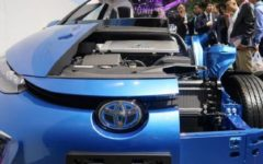 Beijing aims to have over 10,000 fuel cell vehicles on the road by 2025