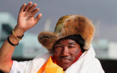 Kami Rita Sherpa breaks own record by climbing Mount Everest