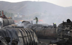 4 killed in fuel tanker explosion in Afghanistan's Kabul