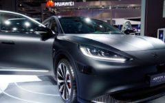 Huawei aims to reach driverless car technology in 2025