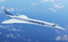 United announced plans to buy 15 new supersonic airliners