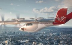 Virgin Atlantic to explore whether it could launch a flying taxi service as part of a partnership with Vertical Aerospace