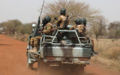 Armed men killed over 132 people in an attack in northern Burkina Faso
