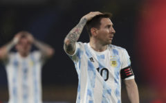 Colombia scored in extra time to seize 2-2 draw with Argentina