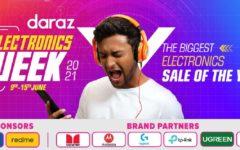 Daraz's 'Electronics Week' campaign set to treat gadget lovers in Bangladesh