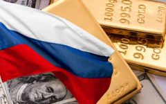 Russia will not use dollars to sell oil and gas