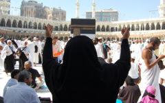 The Saudis allowed women to perform Hajj alone