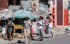 In Haiti, the referendum has been postponed due to corona