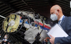 Missile must have downed Malaysia Airlines flight MH17