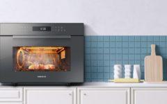 Samsung unveils Samsung Bespoke 35L Microwave Oven for kitchen solution