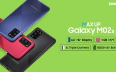 Samsung M02s: Your latest smartphone solution under budget!