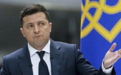 President of Ukraine invited to the White House by POTUS