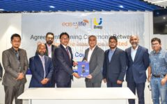 upay and Guardian Life Insurance sign agreement