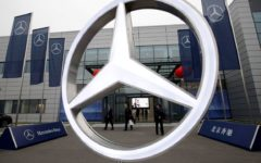 Daimler AG's China joint venture with BAIC Motor plans to boost nominal capacity to make Mercedes-Benz cars by 45%