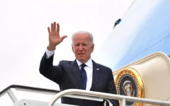 POTUS Biden on his first foreign tour