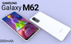 Samsung Bangladesh launched Galaxy M62 with a massive 7,000mAh battery