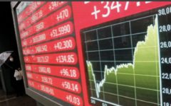 Asian markets fluctuated on Friday