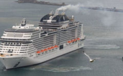 International cruises to be able to start again from England from 2 August