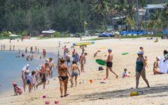 Tourists to land for Phuket reopening despite surge of coronavirus