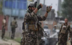 US launches several airstrikes to support Afghan forces