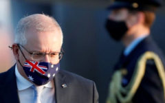 Aussie PM sorry for Covid jab delays as cases spike
