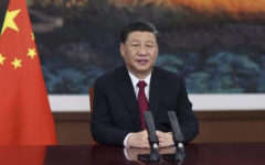 Xi Jinping on his first visit to Tibet as President of China