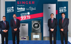 SINGER launches HygieneShield Appliances by Beko
