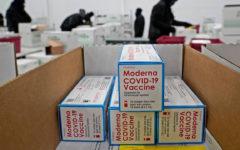 Moderna vaccine gets EU regulator endorsement for teens
