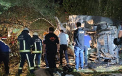 Twelve migrants killed in bus accident in Turkey