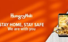 Hungrynaki continued serving customers amidst pandemic