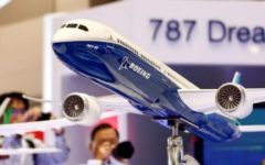 Boeing to cut production on the 787 Dreamliner after identifying a new problem with the plane