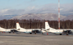 All passengers survive after plane makes hard landing in Siberia