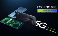 realme set to launch affordable 5G phone 'realme 8 5G' in Bangladesh