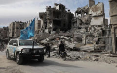 Syria: UN Security Council's compromise resolution falls short of humanitarian needs