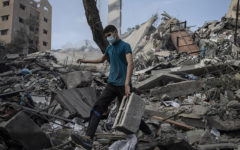 UN calls for political solution to end conflict between Israelis, Palestinians