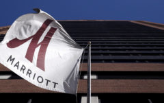 Marriott International Inc beat Wall Street estimates for quarterly profit