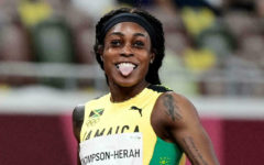 Thompson-Herah has Griffith-Joyner's 100m record in her 'reach'